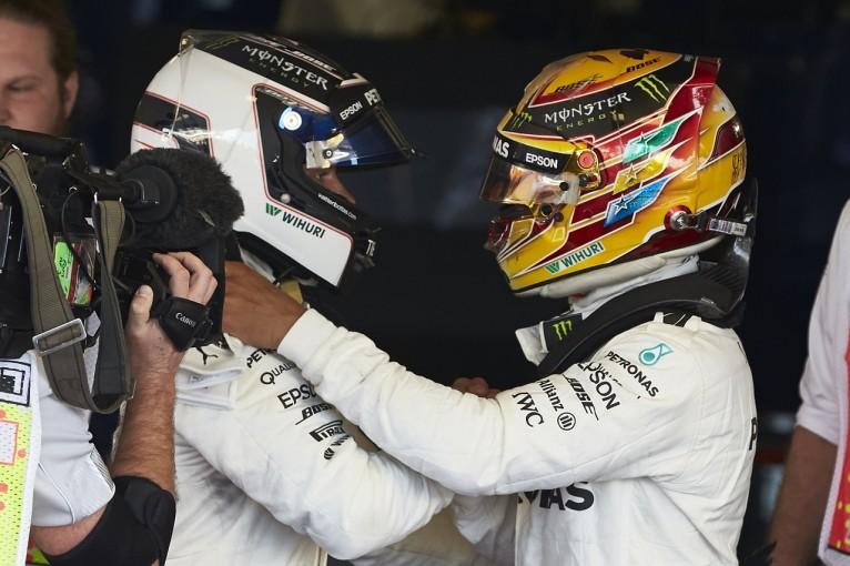 F1 | ハミルトン困惑「経験したことがないような問題に苦労。速さもまるでなかった」メルセデス F1ロシアGP日曜