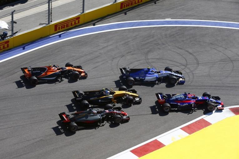 F1 | ウェーレイン「予想どおり苦しいレースに。スペインのアップデートに期待する」:ザウバー F1ロシアGP日曜
