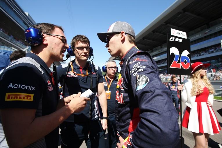 F1 | クビアト「興奮してきついことを言ってしまったが、チームの戦略に納得した」:トロロッソ F1ロシアGP日曜