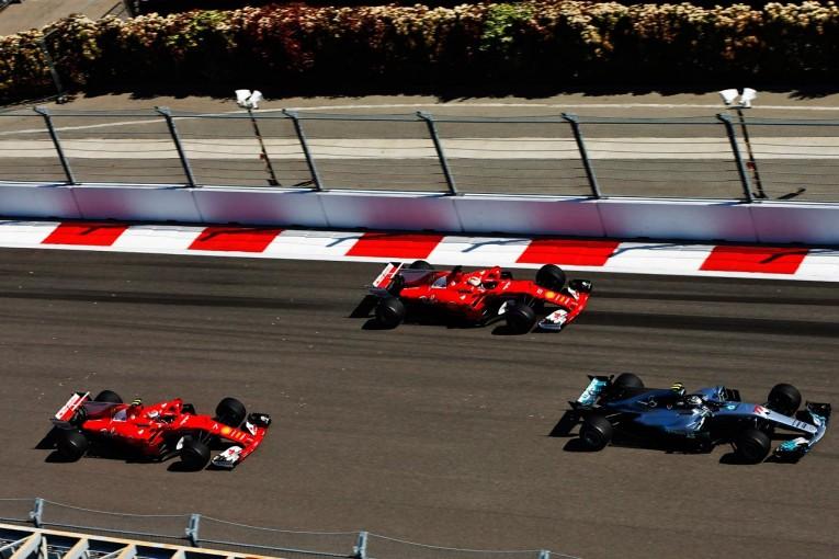 F1   ピレリ「多くのドライバーが1ストップを選択。ブリスター発生も性能に影響なかった」