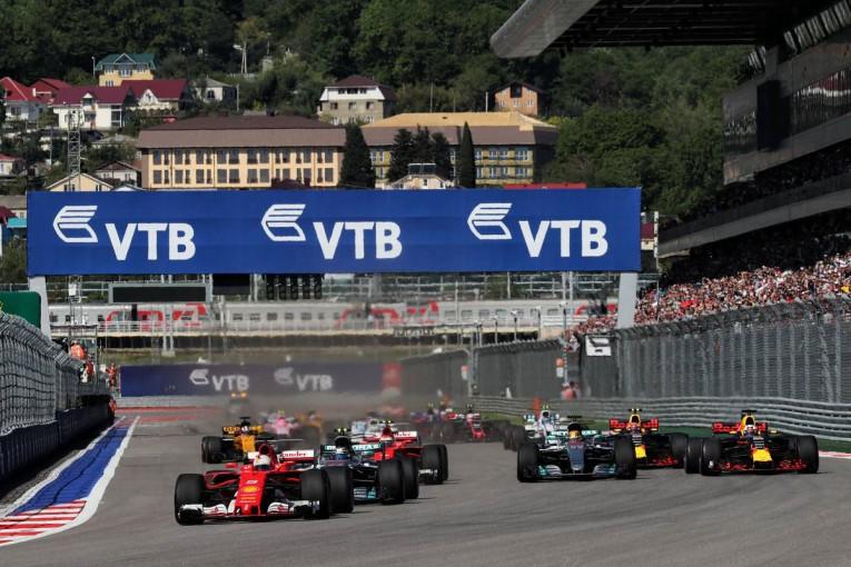 F1 | 【動画】F1第4戦ロシアGP決勝ハイライト