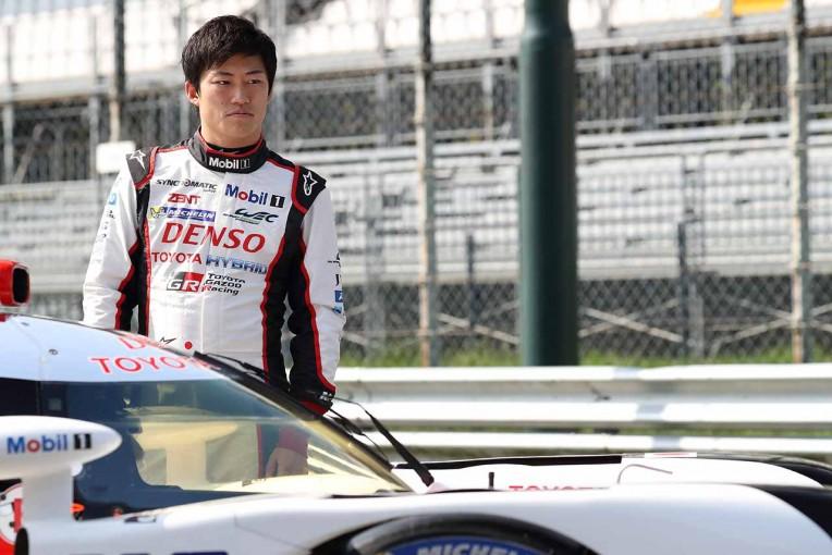 ル・マン/WEC   WECスパ:トヨタ、初の3台体制で挑む。国本「経験豊富なドライバーからの助言は嬉しい」