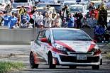 ラリー/WRC | 全日本ラリー:2戦連続クラス2位のヴィッツCVT。難ステージ完走に「信頼性に自信」