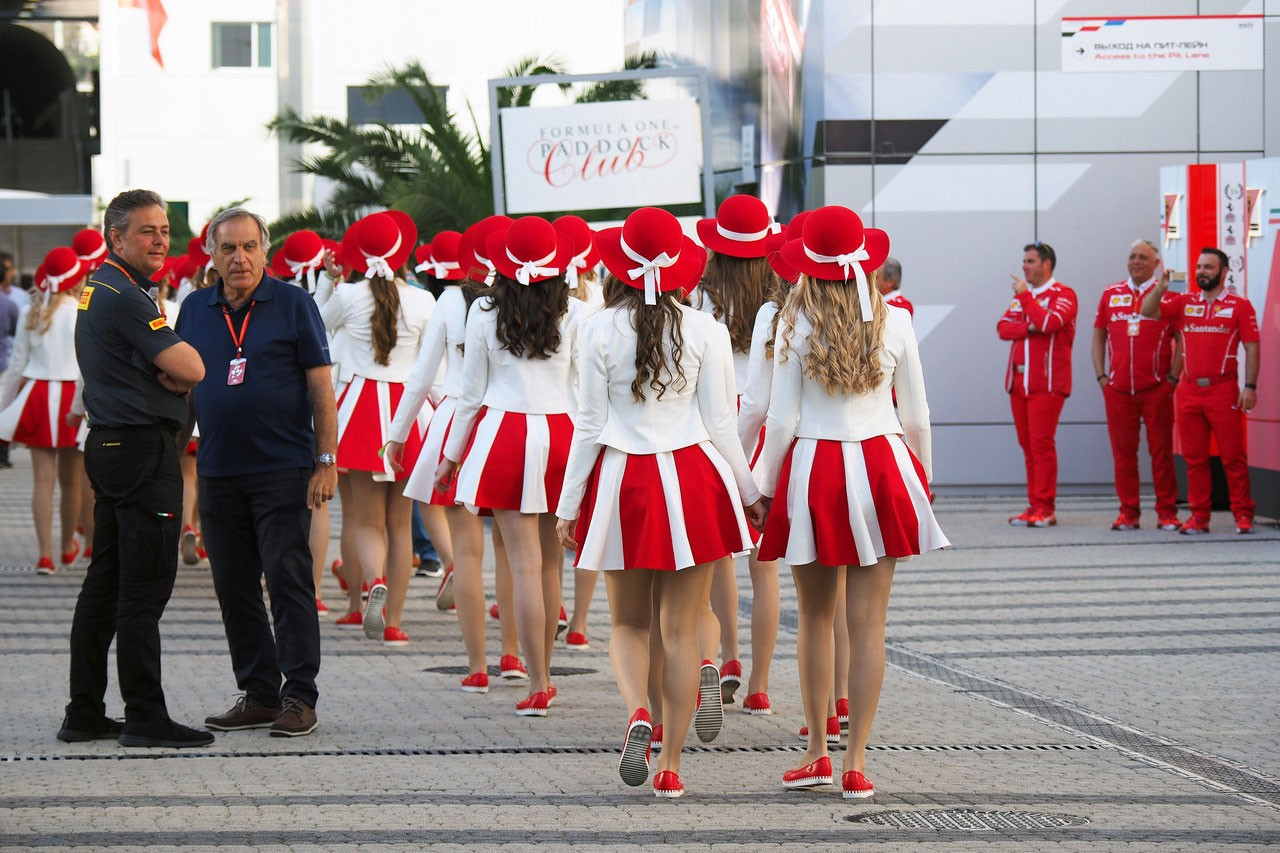 F1ロシアGP現地情報 2回目-34