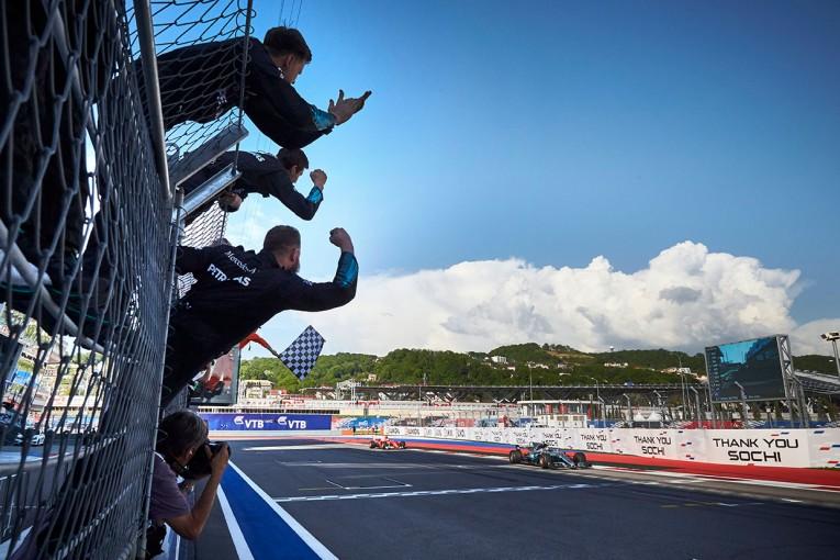 F1 | F1 Topic:フェラーリ優勢を覆したボッタス、初優勝を可能にした3つの要因