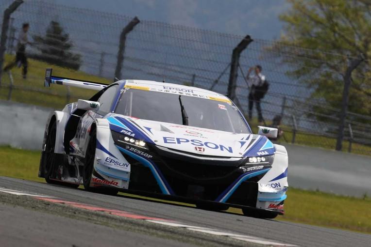 スーパーGT | Epson Nakajima Racing スーパーGT第2戦富士 予選レポート