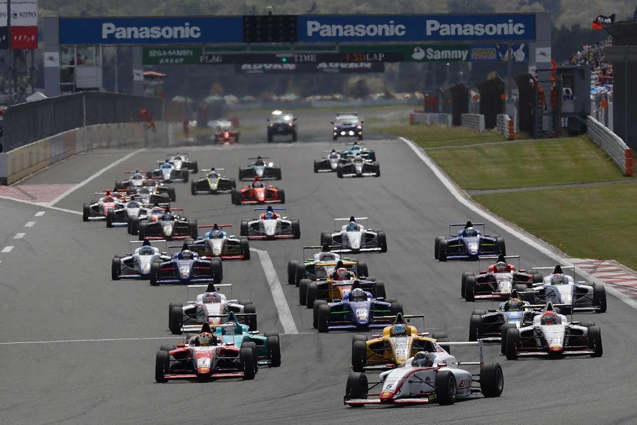 FIA-F4選手権 第3戦富士