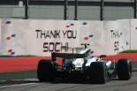 F1第4戦ロシアGPで初優勝を遂げたバルテリ・ボッタス