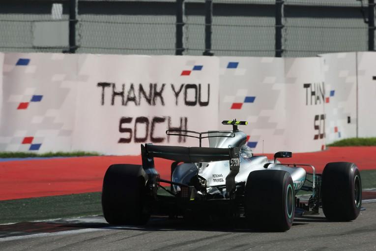 F1 | 今宮純によるF1ロシアGP採点:過小評価を覆したボッタスのハングリー精神