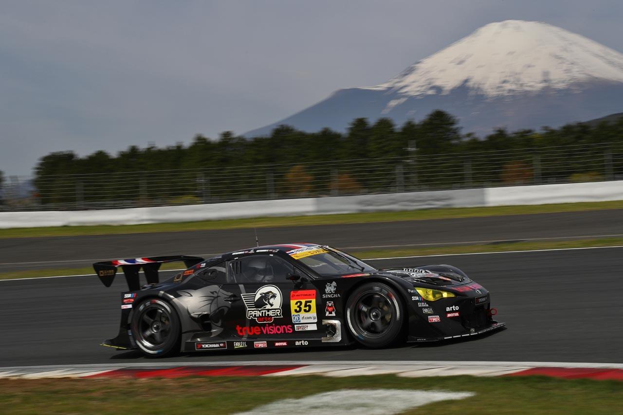 スーパーGT第2戦富士GT500クラス:トラブル、アクシデントの内訳