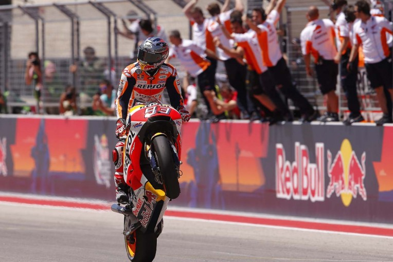 MotoGP   MotoGP:マルケス、アメリカでの勝利は「チーム全員に自信とモチベーションをもたらした」