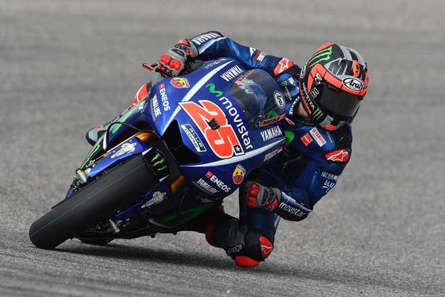 MotoGP   MotoGP:ヤマハのビニャーレスがへレステストでトップタイムを記録