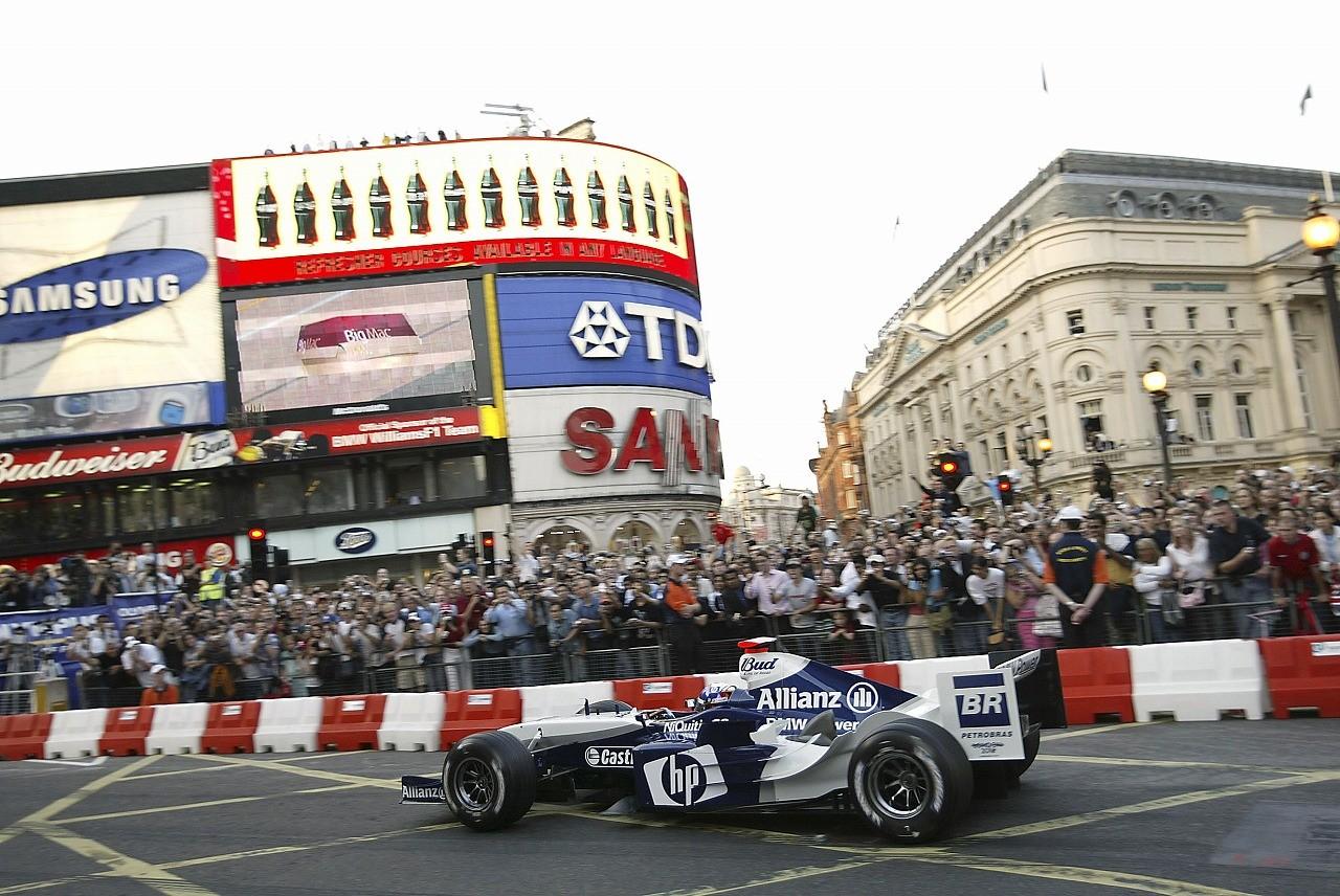 F1経営陣、ロンドン市公道でのデモンストレーション走行を市議会に打診