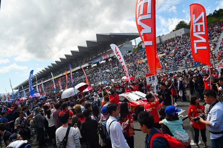 スーパーGT | スーパーGT第2戦富士は5万8000人が来場。日本国内で過去最多タイの数字に