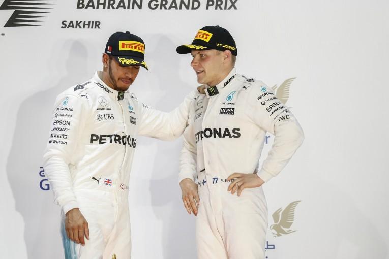 F1 | ボッタス:ハミルトンとの2017年F1タイトル争いは、油断のならないものとなる!