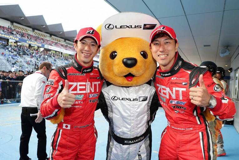 スーパーGT | TOYOTA GAZOO Racing スーパーGT第2戦富士 レースレポート
