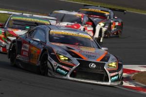 2017スーパーGT第2戦富士 JMS P.MU LMcorsa RC F GT3