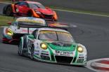 D'station Porscheが3位表彰台を獲得