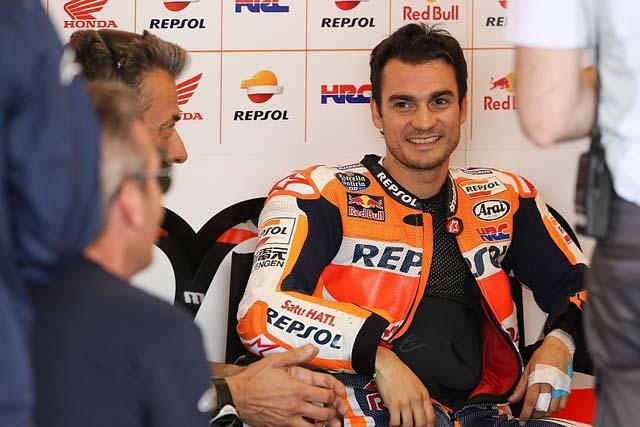 MotoGP | MotoGP第4戦スペインGP初日:ホンダ勢がトップ3独占。ダニ・ペドロサが最速