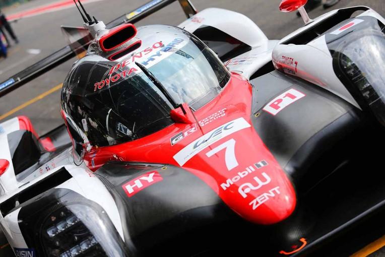 ル・マン/WEC | WEC:7号車トヨタの可夢偉、アタックラップで間一髪。ポールポジションに0.6秒届かず