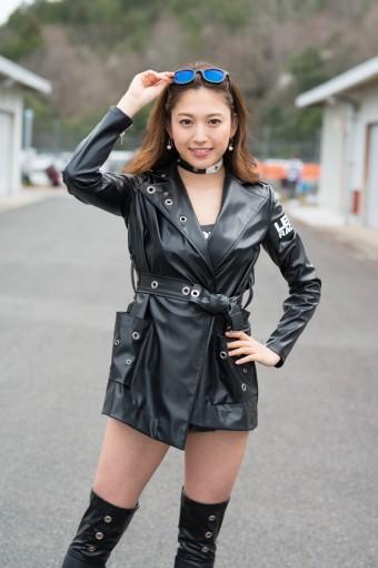 レースクイーン   市原彩花(LEON RACING LADY/2017SGT)