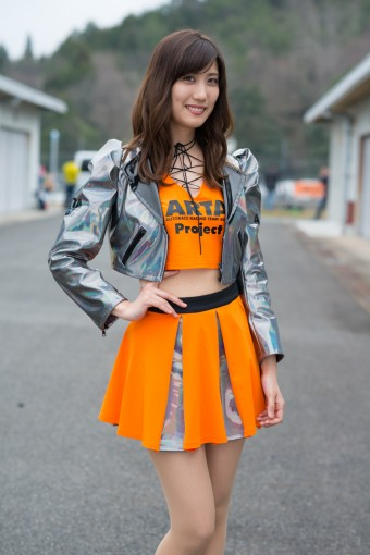 レースクイーン | 宮崎あみ(ARTA GALS/2017SGT)