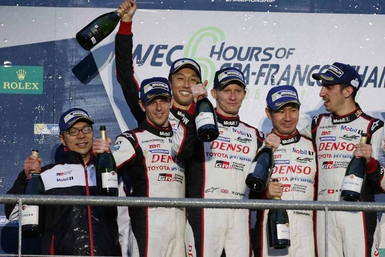ル・マン/WEC | WEC:トヨタ勢がレースを支配。2014年の上海以来となるワン・ツーフィニッシュ飾る