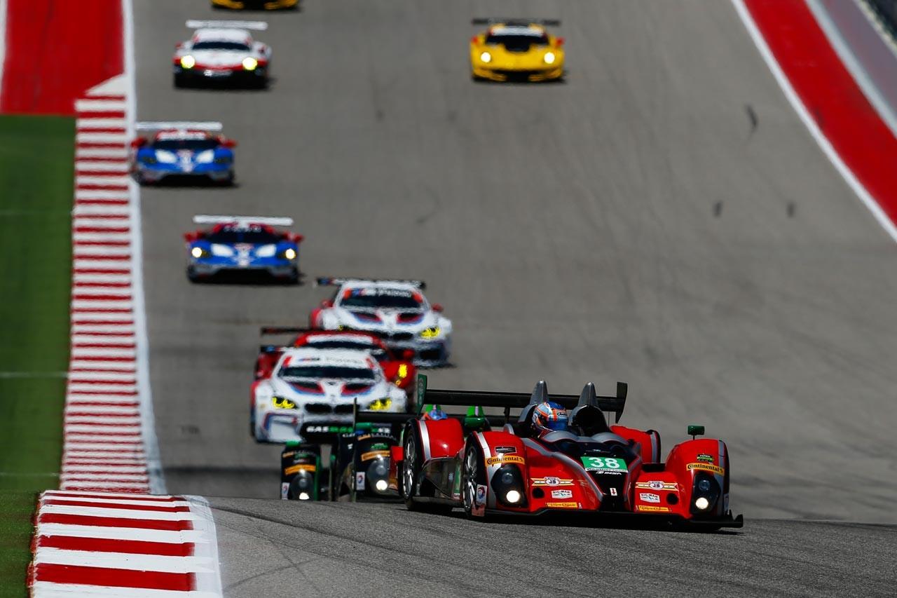 IMSA:キャデラックが開幕4連勝。ニッサンは表彰台圏内走行も終盤にトラブル