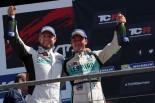 海外レース他   TCRインター:スポット参戦のロブ・ハフ躍動、レパード・レーシングがワン・ツー