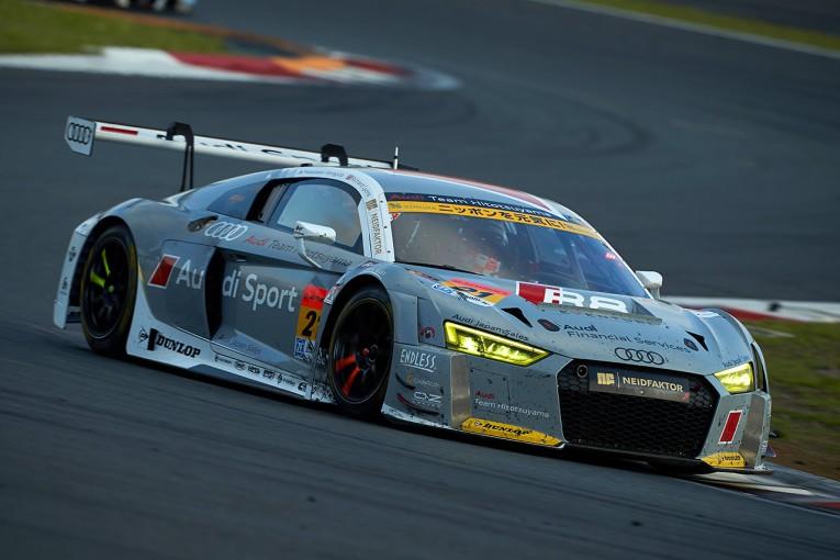 スーパーGT | Audi Team Hitotsuyama スーパーGT第2戦富士 レースレポート