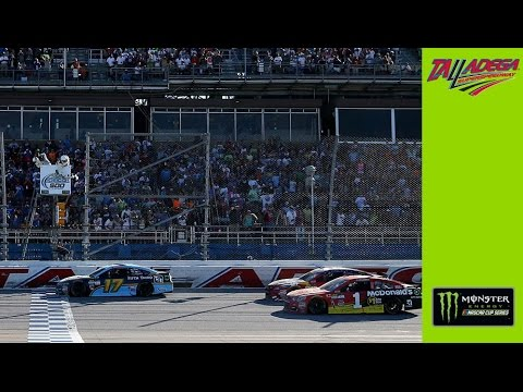 TOYOTA GAZOO Racing 2017年NASCAR第10戦タラデガ レースレポート