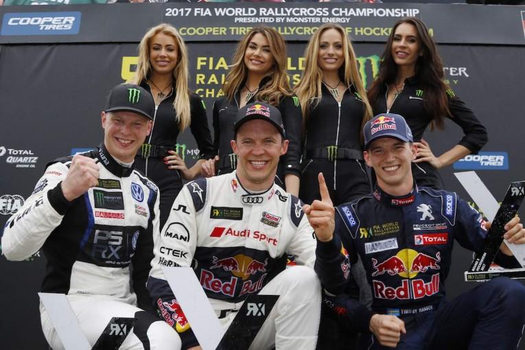 ラリー/WRC | 世界ラリークロス:DTMダブルヘッダーで魅せた。2016年王者エクストロームが開幕3連勝