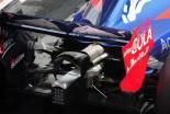 F1   【津川哲夫の私的F1メカ】新規定でさらに複雑に。独自路線突き進むモンキーシート