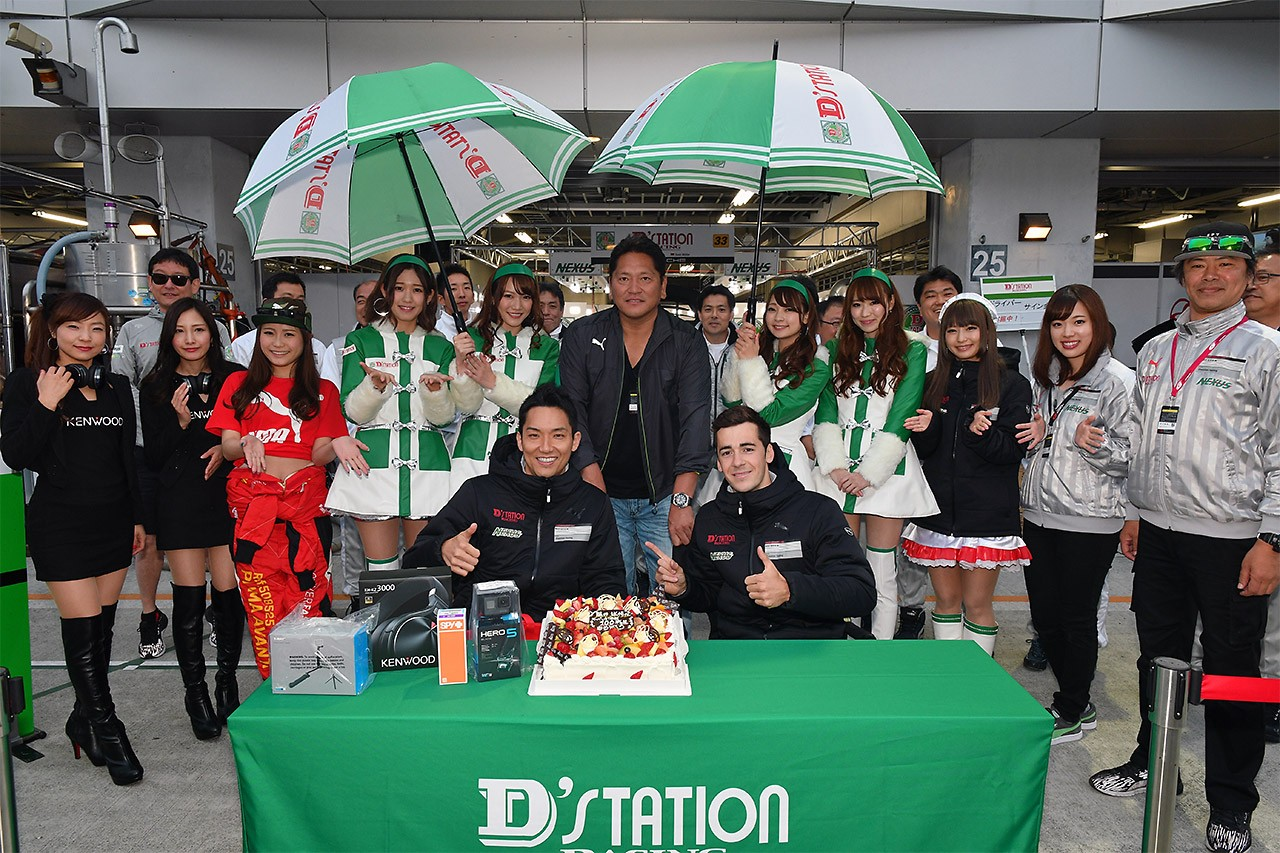 最新レーシングギア、市販NSX&LC500等々……。スーパーGT第2戦富士トピックス
