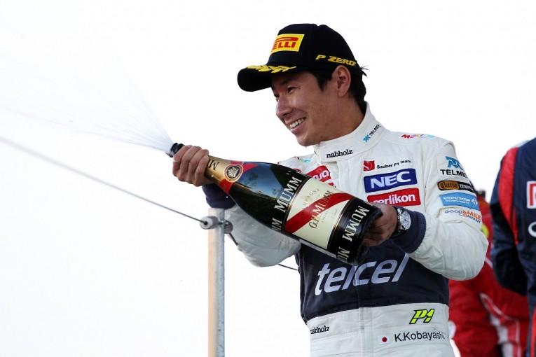 可夢偉以来の日本人F1ドライバー...