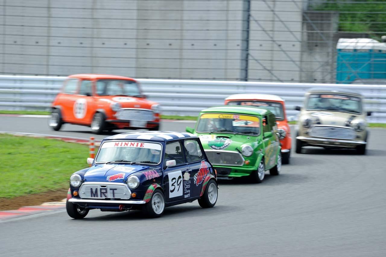 国内最大級の英国車ファンイベント『クラシック・ミニ フェスティバル』8月27日開催
