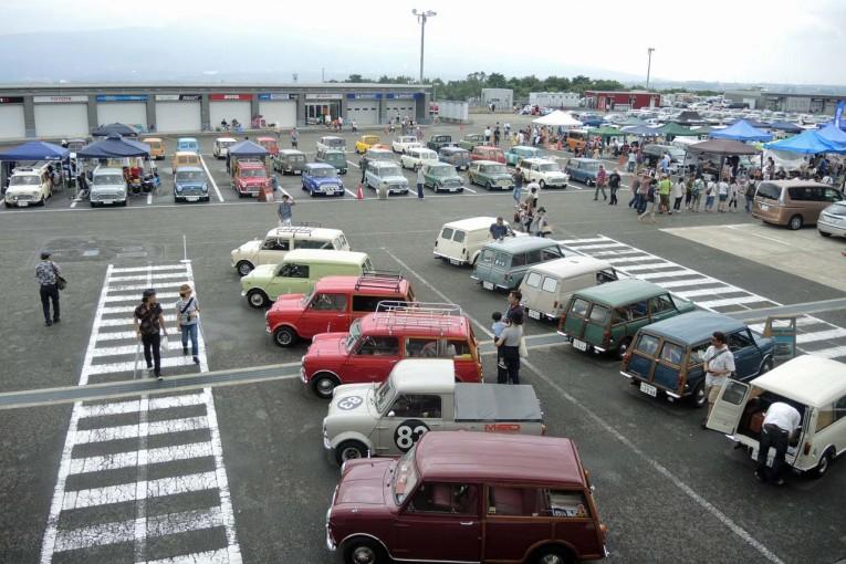 インフォメーション | 国内最大級の英国車ファンイベント『クラシック・ミニ フェスティバル』8月27日開催