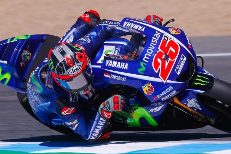 MotoGP | MotoGP:ロッシとビニャーレスの意見が対立。ヤマハ、へレスで新シャシーをテスト