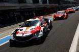 スーパーGT500クラスに参戦するホンダNSX-GT。第3戦から参加条件が変更されることになった。