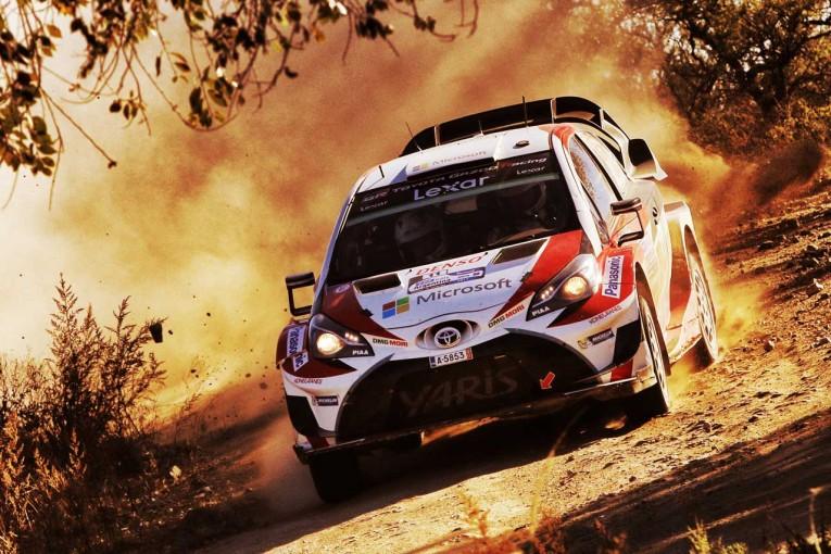 ラリー/WRC | WRC:トヨタ、3台体制でポルトガルに挑む。「着実に性能を高めていきたい」とマキネン