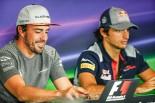 F1 | F1スペインGP木曜会見:2018年の移籍を示唆するアロンソ「チームに残らなきゃならない義務はない」