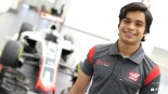 ハースF1チームと育成ドライバー契約を結んだアルジャン・マイーニ