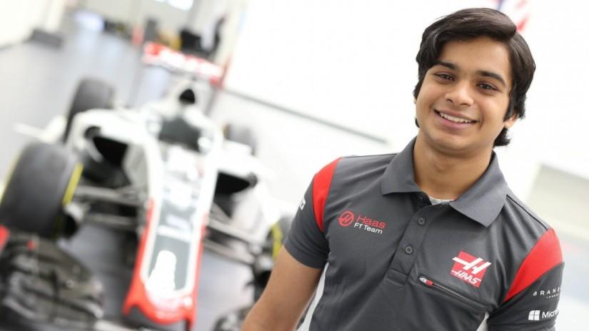F1 | ハースF1、インド出身のGP3ドライバーと育成プログラム契約