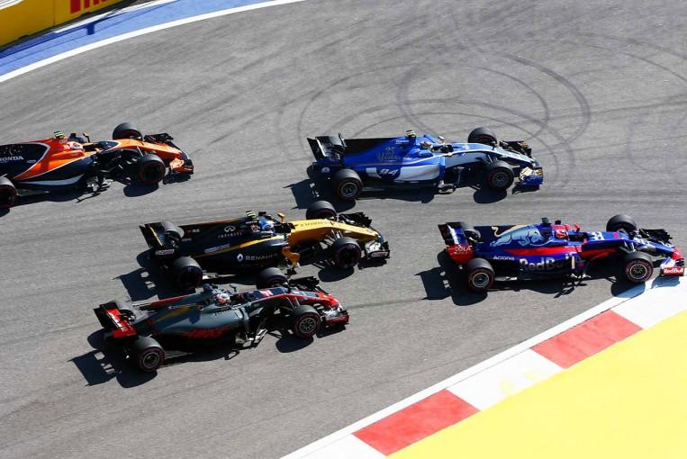 F1 | 小松礼雄コラム:ロシアで露呈してしまったエースの弱点。スペインに向けてのアップデート