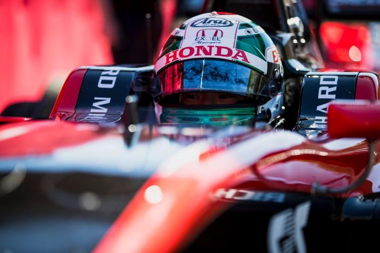 海外レース他 | 福住がフロントロウ獲得【順位結果】GP3第1戦バルセロナ予選