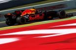 2017年F1第5戦スペインGP マックス・フェルスタッペン(レッドブル)