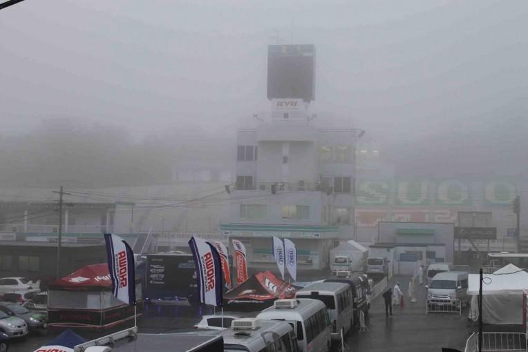 MotoGP   JSB1000の予選が濃霧により中止に/全日本ロード第3戦SUGO