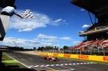 海外レース他 | 松下が4位入賞 【順位結果】FIA F2第2戦バルセロナ 決勝レース1