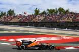 2017年F1第5戦スペインGP土曜 フェルナンド・アロンソ(マクラーレン・ホンダ)