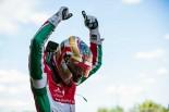 海外レース他 | FIA F2スペイン決勝1:驚異の新人ルクレールが2勝目。松下信治、表彰台まであと一歩